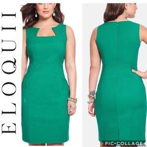 Eloquii Brandi Sheath Dress size 20